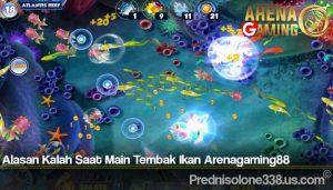 Alasan Kalah Saat Main Tembak Ikan Arenagaming88